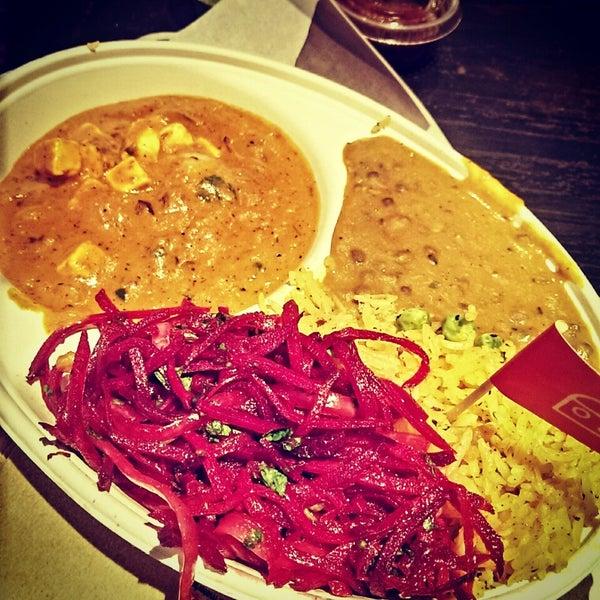 รูปภาพถ่ายที่ Deep Indian Kitchen โดย Wdychen N. เมื่อ 6/19/2014