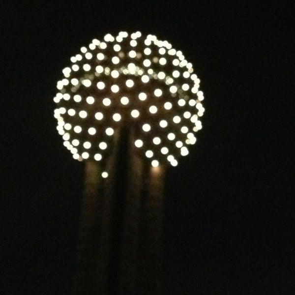 9/16/2013にJimmie W.がReunion Towerで撮った写真