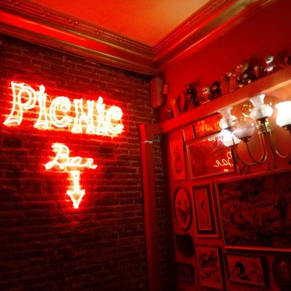 5/9/2015 tarihinde Miky M.ziyaretçi tarafından Bar Picnic'de çekilen fotoğraf