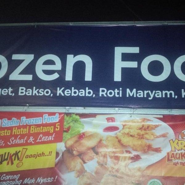 Kiosku Frozen Food Jln Malaka Baru Pondok Kopi Duren Sawit