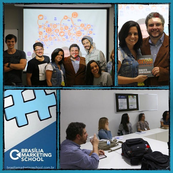 Foto tirada no(a) Brasilia Marketing School (BMS) por Rodrigo G. em 8/15/2015