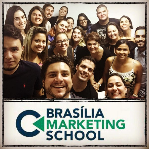 Foto tirada no(a) Brasilia Marketing School (BMS) por Rodrigo G. em 2/27/2016