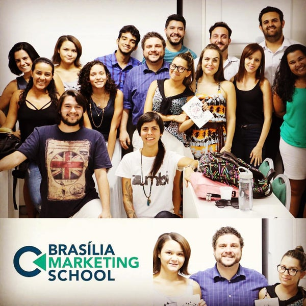 Foto tirada no(a) Brasilia Marketing School (BMS) por Rodrigo G. em 10/17/2015