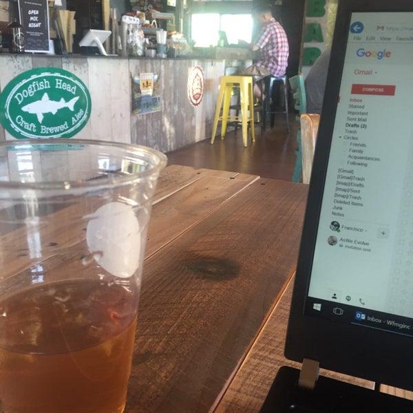 5/1/2017에 Frank w.님이 Sip Coffee & Beer House에서 찍은 사진