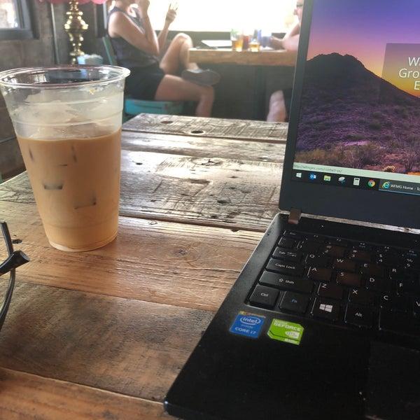 8/7/2018에 Frank w.님이 Sip Coffee & Beer House에서 찍은 사진
