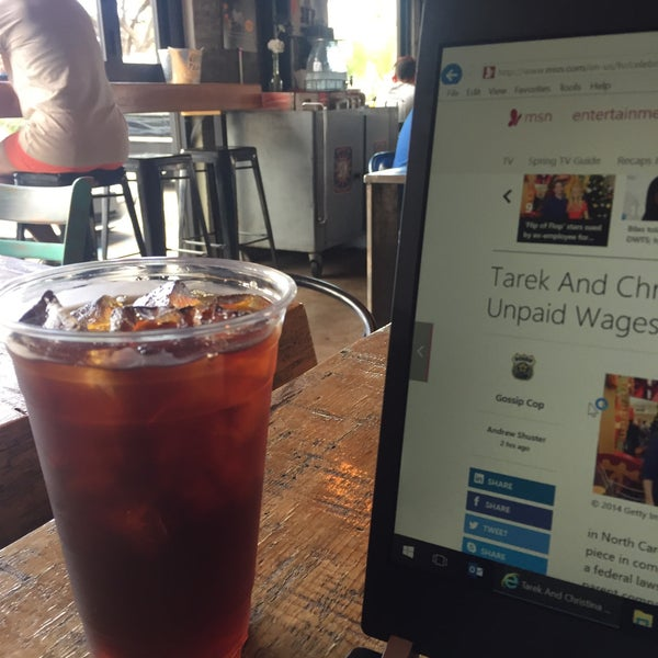 5/9/2017에 Frank w.님이 Sip Coffee & Beer House에서 찍은 사진