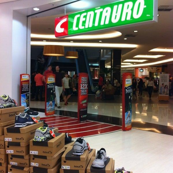 08bf8676c8 Centauro - Tibery - Center Shopping (Loja 1262)