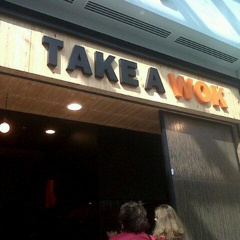4/27/2013にCarla B.がTake a Wokで撮った写真