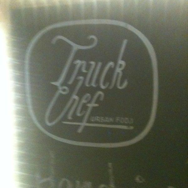 Das Foto wurde bei Truck Chef Urban Food von Daniel R. am 3/1/2014 aufgenommen