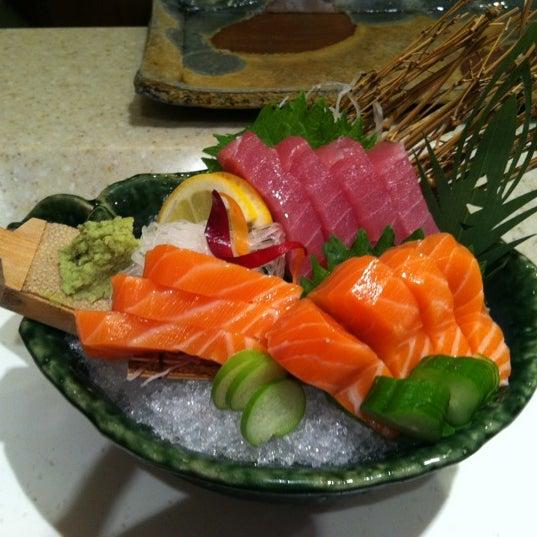 Photo prise au Sushi Zen par Clive M. le11/15/2012
