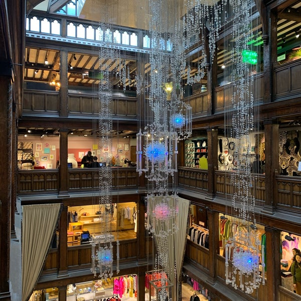 Photo prise au Liberty of London par Tiffany H. le2/20/2020