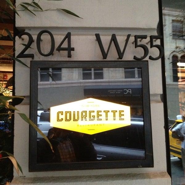 Photo prise au Courgette par ALEX P. le5/12/2013