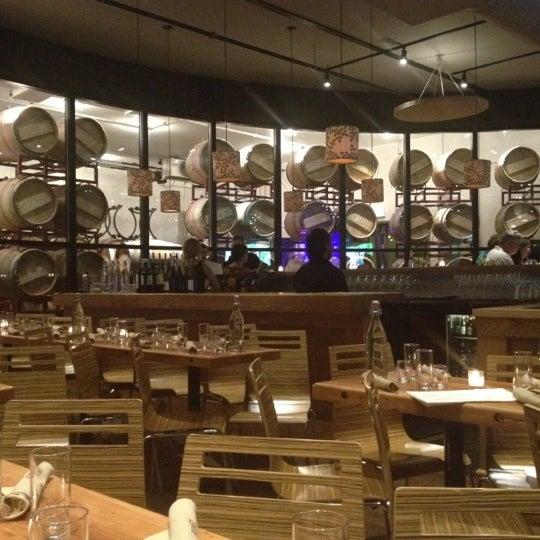 9/14/2012 tarihinde Rob B.ziyaretçi tarafından City Winery'de çekilen fotoğraf