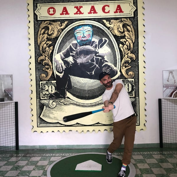 2/1/2019에 Rachel D.님이 Museo de Filatelia de Oaxaca (MUFI)에서 찍은 사진
