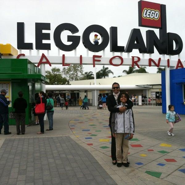 Foto tirada no(a) Legoland California por Alexandria em 3/29/2013