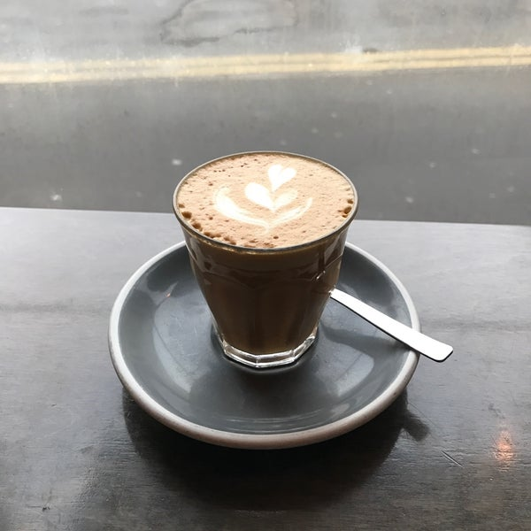 Foto tomada en Established Coffee por Jack O. el 1/31/2017