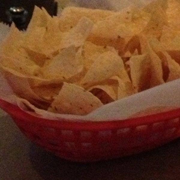 Снимок сделан в El Real Tex-Mex Cafe пользователем Brooke C. 2/26/2013