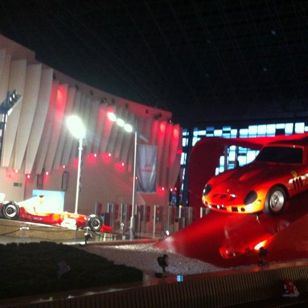 Foto diambil di Ferrari World Abu Dhabi oleh Deleted Account pada 7/15/2013