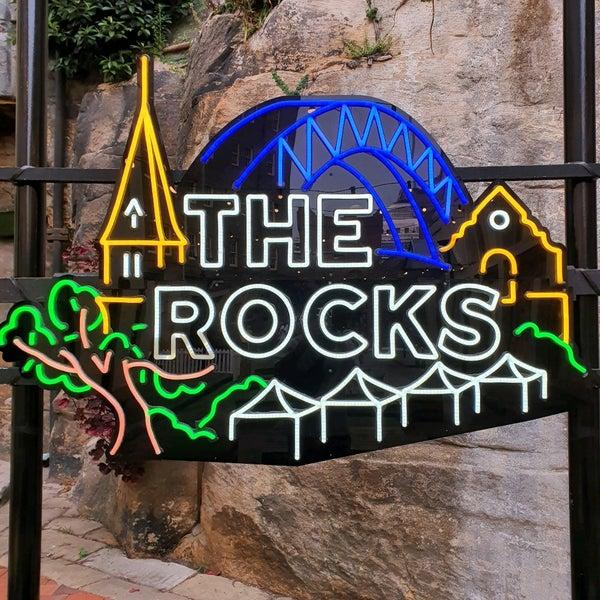 Photo prise au The Rocks par Tommy R. le1/15/2020