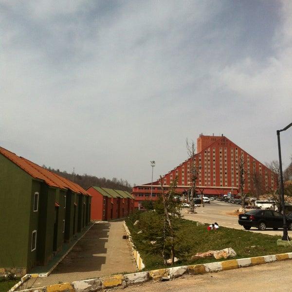 รูปภาพถ่ายที่ The Green Park Kartepe Resort & Spa โดย Fahad T. เมื่อ 4/7/2013