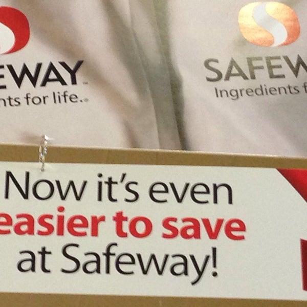 Safeway visits sucks
