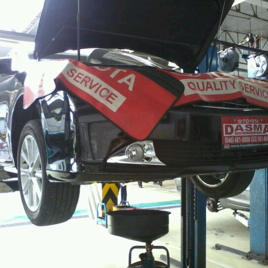 Toyota Dasma Showroom