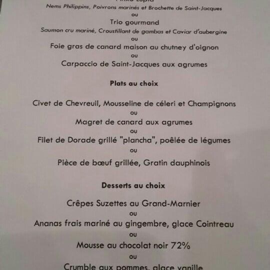 Foto tomada en Le Louvre Ripaille por Bart D. el 12/31/2015