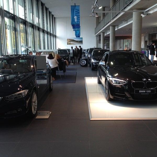 BMW Niederlassung Dreieich