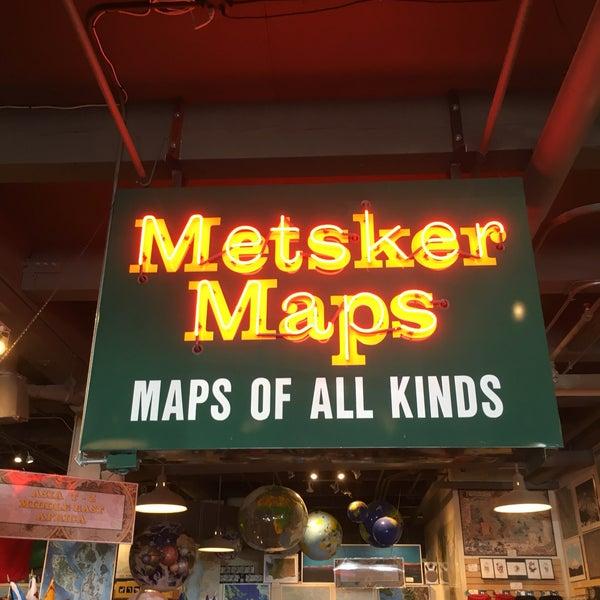 Photo prise au Metsker Maps par Simon H. le6/26/2017