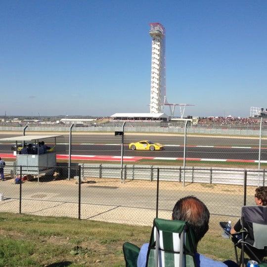 11/18/2012 tarihinde Marcus S.ziyaretçi tarafından Circuit of The Americas'de çekilen fotoğraf