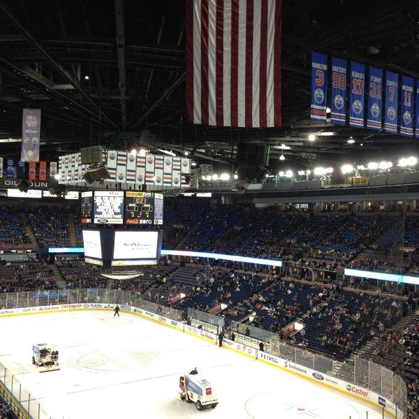 4/22/2013 tarihinde Steve N.ziyaretçi tarafından Northlands Coliseum'de çekilen fotoğraf