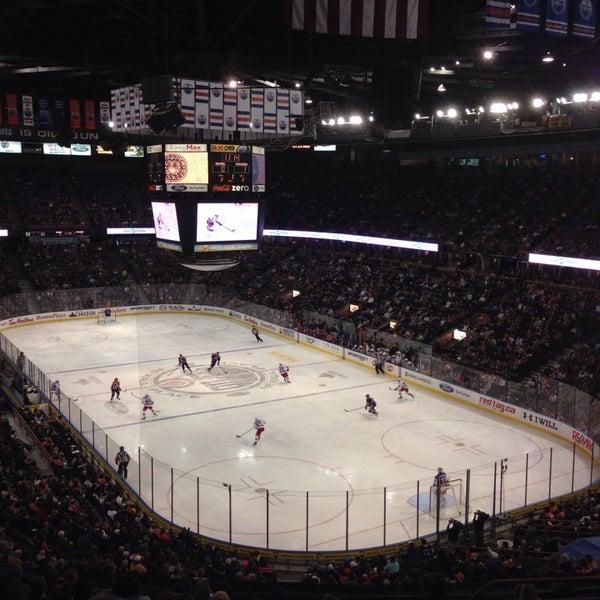 9/25/2013 tarihinde Steve N.ziyaretçi tarafından Northlands Coliseum'de çekilen fotoğraf