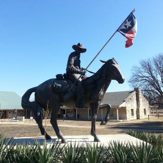 Foto scattata a Texas Ranger Hall of Fame and Museum da Timotheus S. il 1/21/2013