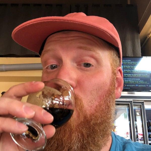 รูปภาพถ่ายที่ Mother Road Brewing Company โดย Chad T. เมื่อ 8/18/2019