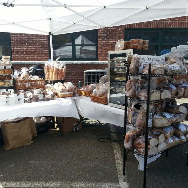 Foto tirada no(a) South End Open Market @ Ink Block por Cella M. em 5/12/2013