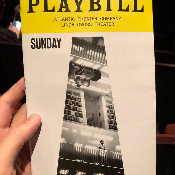 10/3/2019にKenji F.がAtlantic Theater Company (Linda Gross Theater)で撮った写真