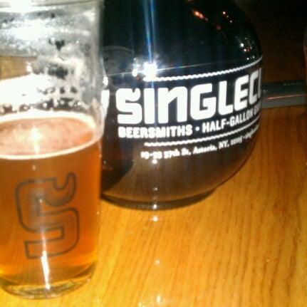 2/10/2013에 Angelo S.님이 SingleCut Beersmiths에서 찍은 사진