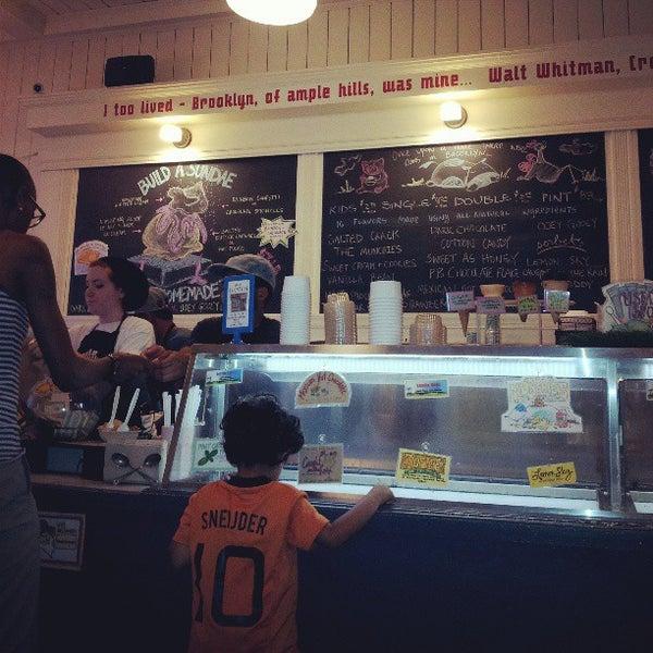 7/9/2013にSuman G.がAmple Hills Creameryで撮った写真