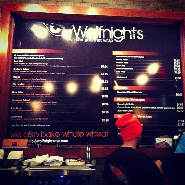 12/15/2012にBo D.がWolfnightsで撮った写真