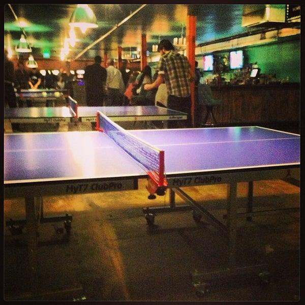 1/6/2013에 Freddi B.님이 Punch Bowl Social에서 찍은 사진