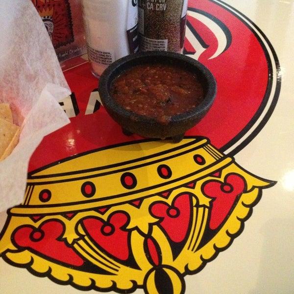 Снимок сделан в El Real Tex-Mex Cafe пользователем Greg C. 7/8/2013