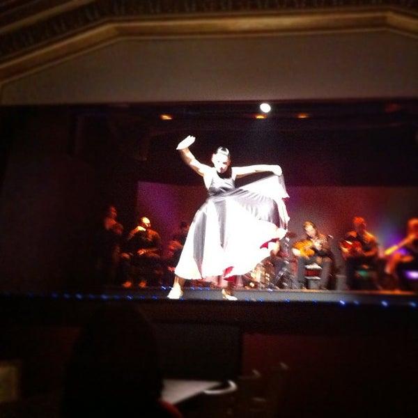 Снимок сделан в Palacio del Flamenco пользователем Ozge O. 11/24/2012
