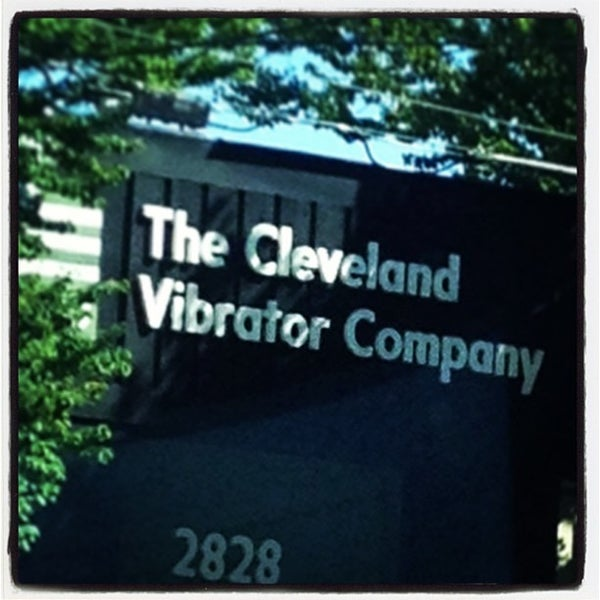Fill blank... cleveland vibrator compony excellent topic