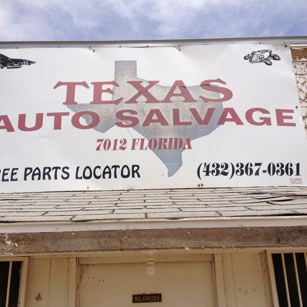 Martins Auto Salvage >> Photos At Texas Auto Salvage