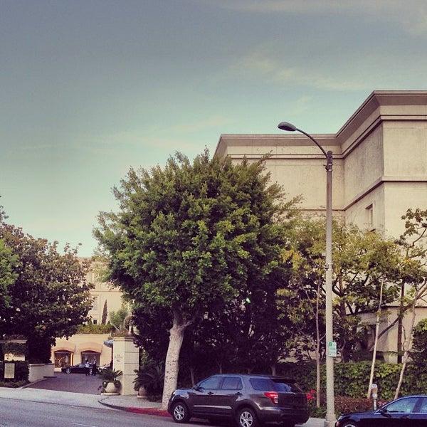 6/24/2013にRohan A.がThe Peninsula Beverly Hillsで撮った写真