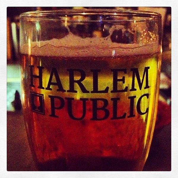 รูปภาพถ่ายที่ Harlem Public โดย Tim H. เมื่อ 12/15/2012