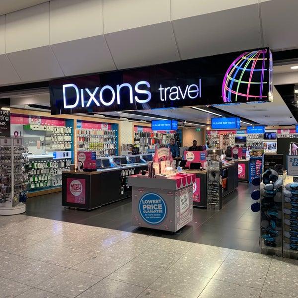 Dixons Travel - 4 tips