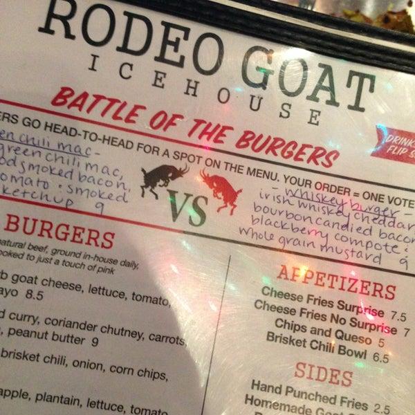 Photo prise au Rodeo Goat par Dave Q. le7/21/2013