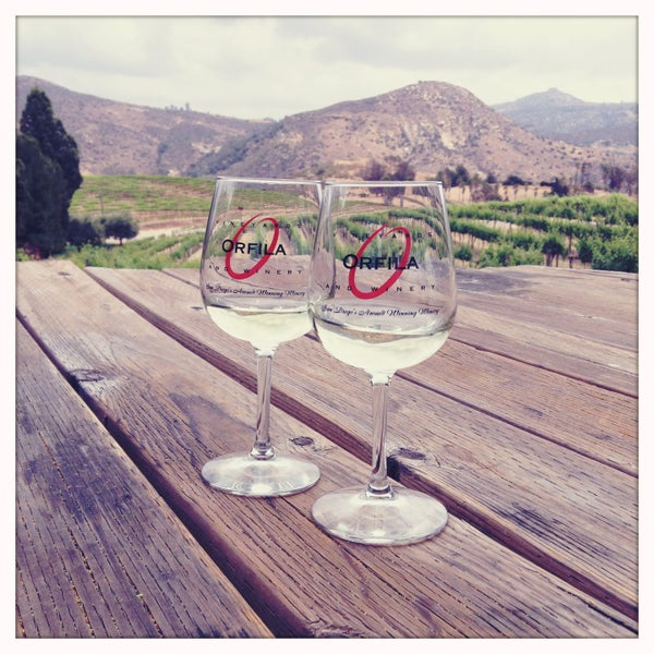 รูปภาพถ่ายที่ Orfila Vineyards and Winery โดย PA N. เมื่อ 5/5/2013