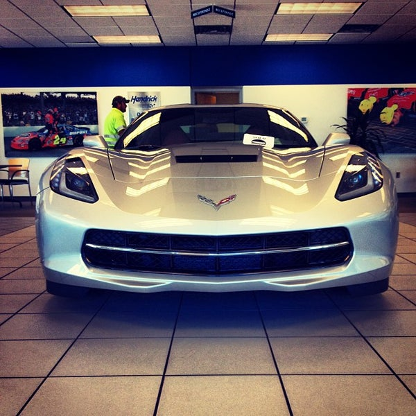 Photos At Jeff Gordon Chevrolet Auto Dealership In Wilmington
